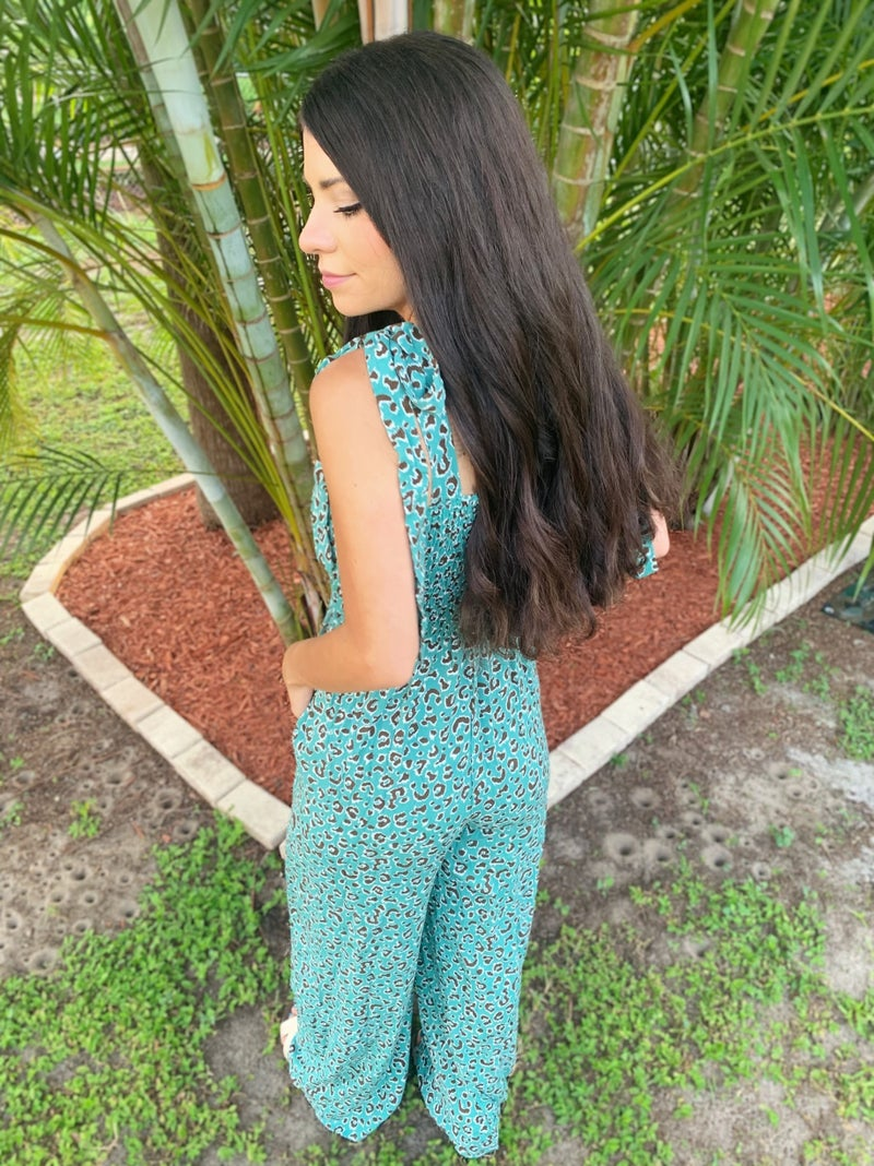 Tied Up On You Jumpsuit - 2 Colors!