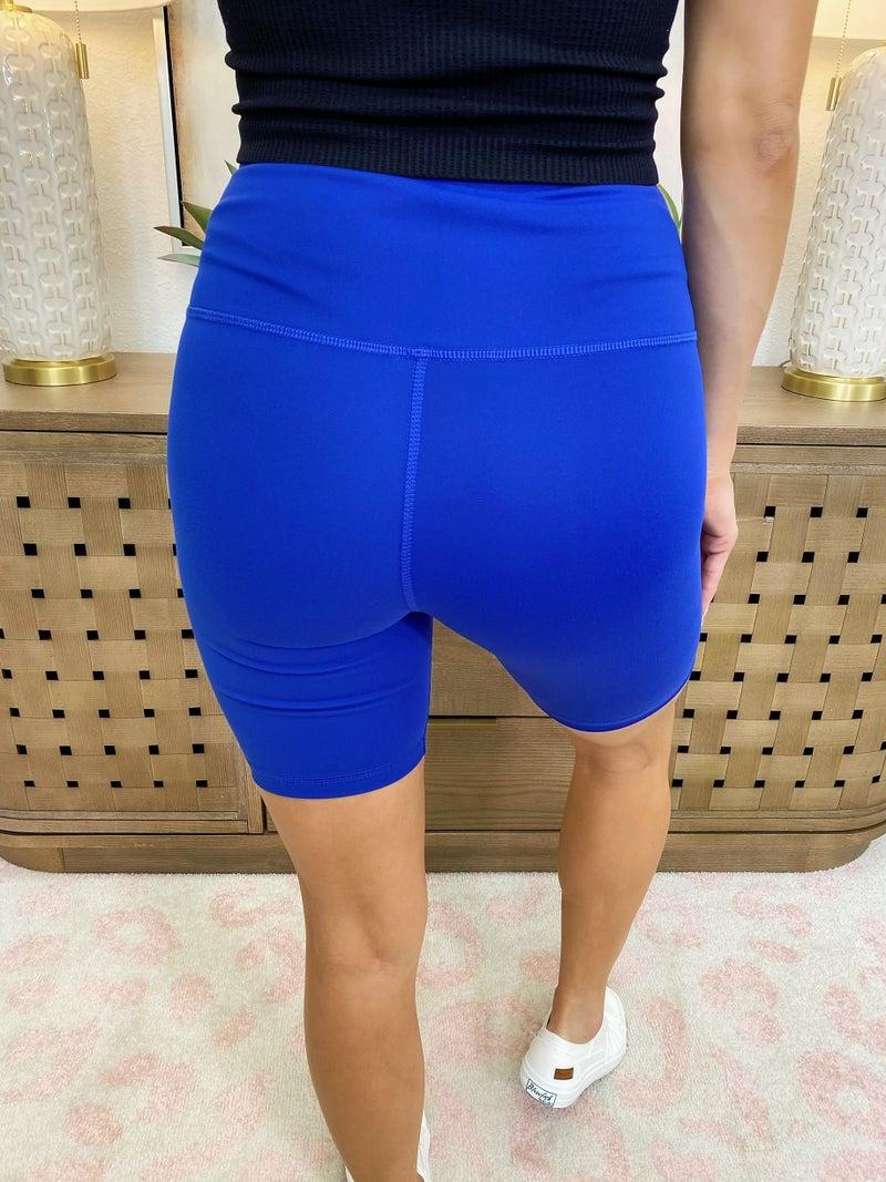 Spread Love Biker Shorts- 3 Colors