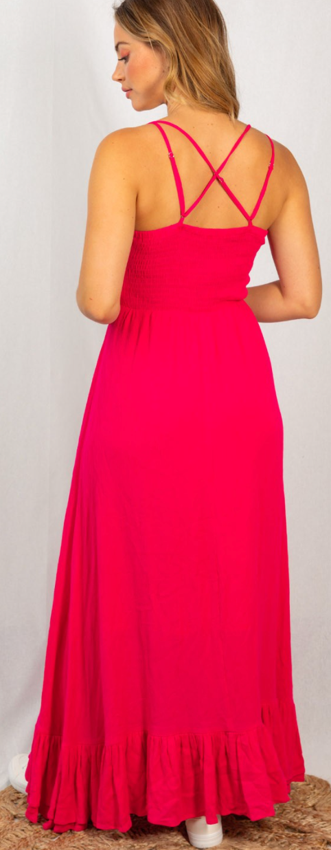 Practice Makes Perfect Dress - 3 Colors!