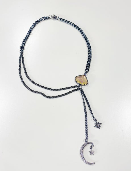 By Alexa Rae Mystic Night Necklace - 2 Colors