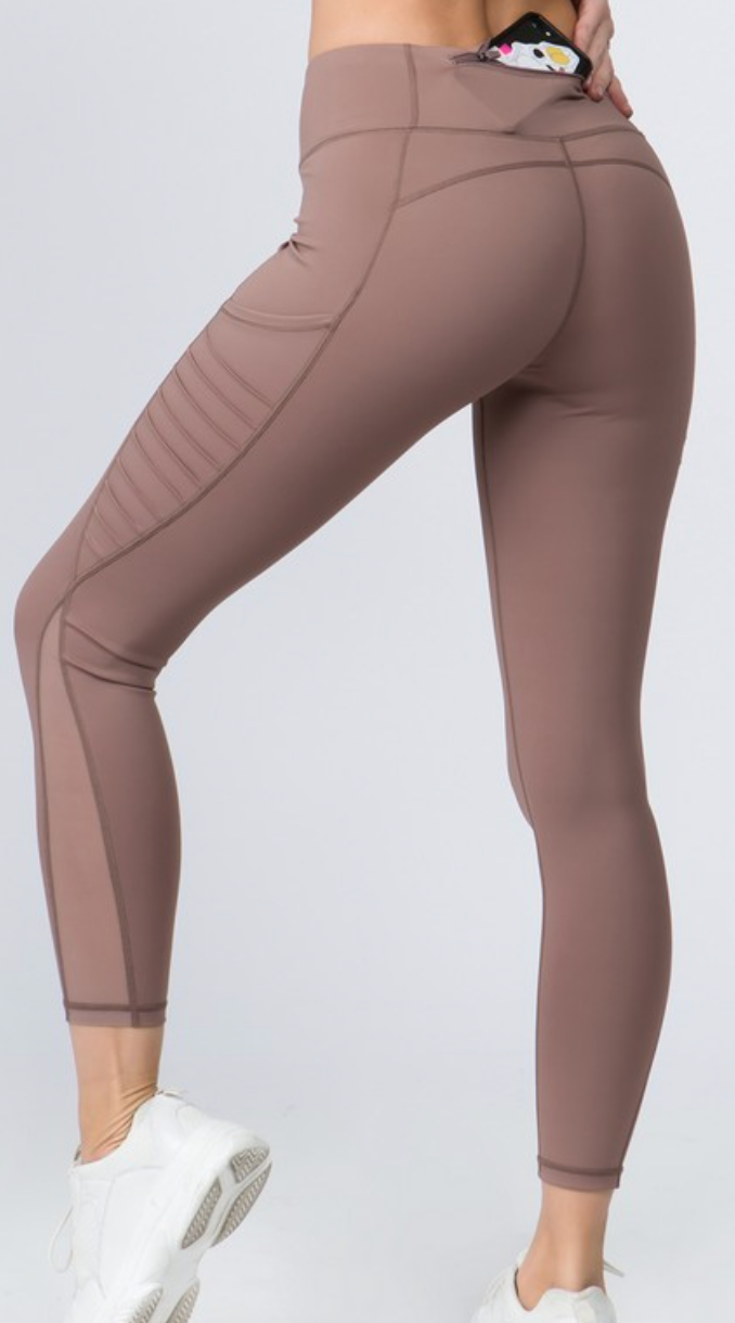 Go The Extra Mile Leggings - 5 Colors!