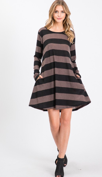 We Belong Together Sweater Dress
