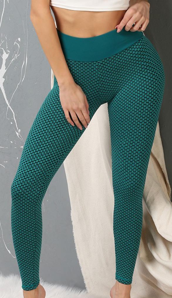 Willing And Grateful Leggings - 4 Colors!