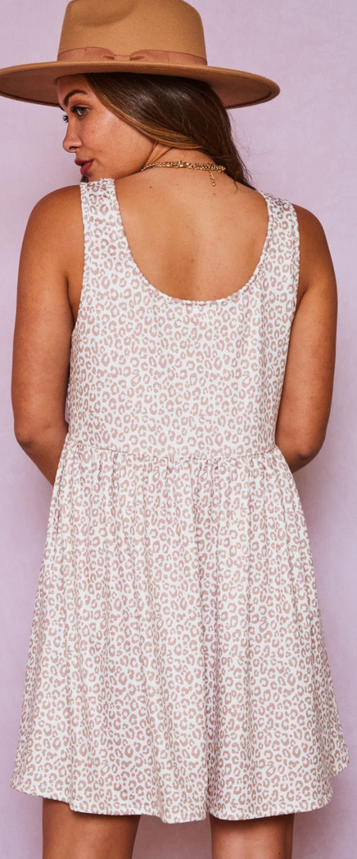 Sprint To The Finish Dress