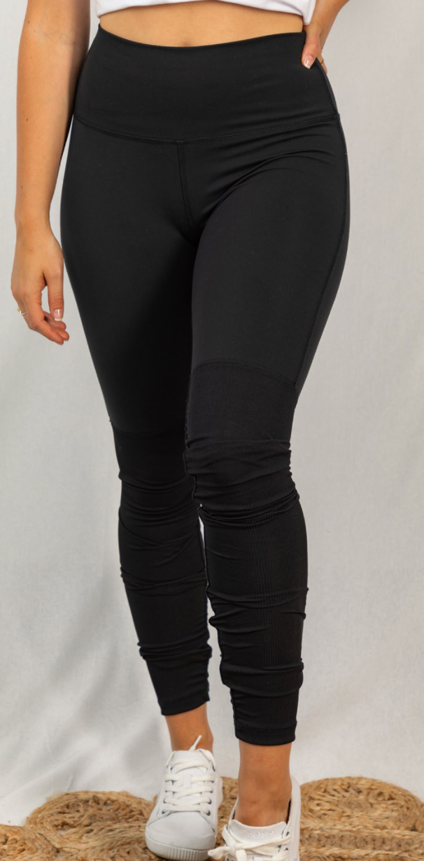 See The Difference Leggings - 3 Colors!