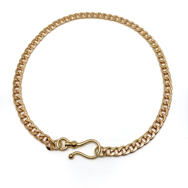 "18.5"" Delilah Chain - Rose Gold"