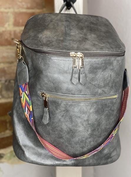 The Chloe Backpack - 6 Colors!