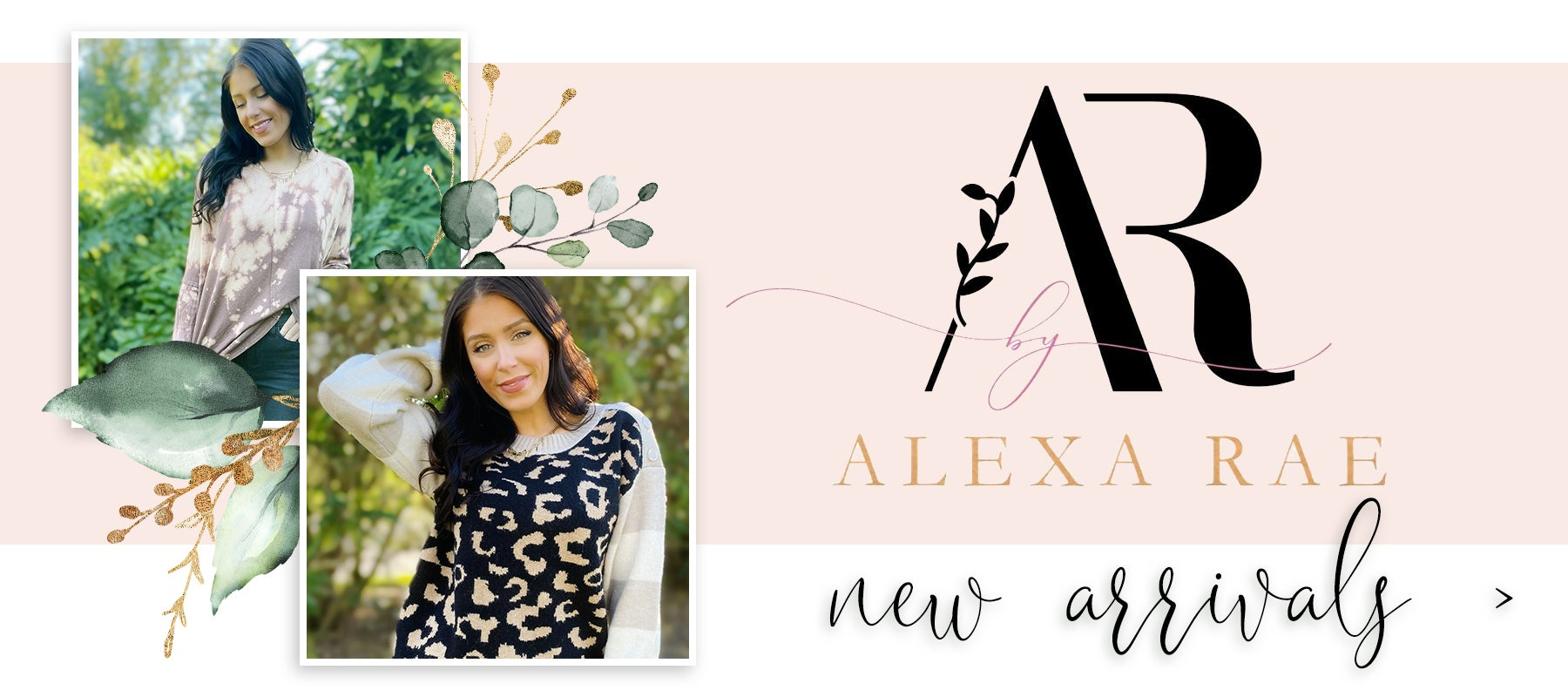 Welcome By Alexa Rae