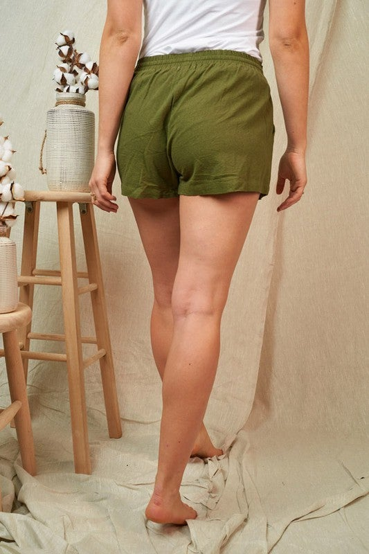 Summertime Hustle Shorts - 3 Colors!