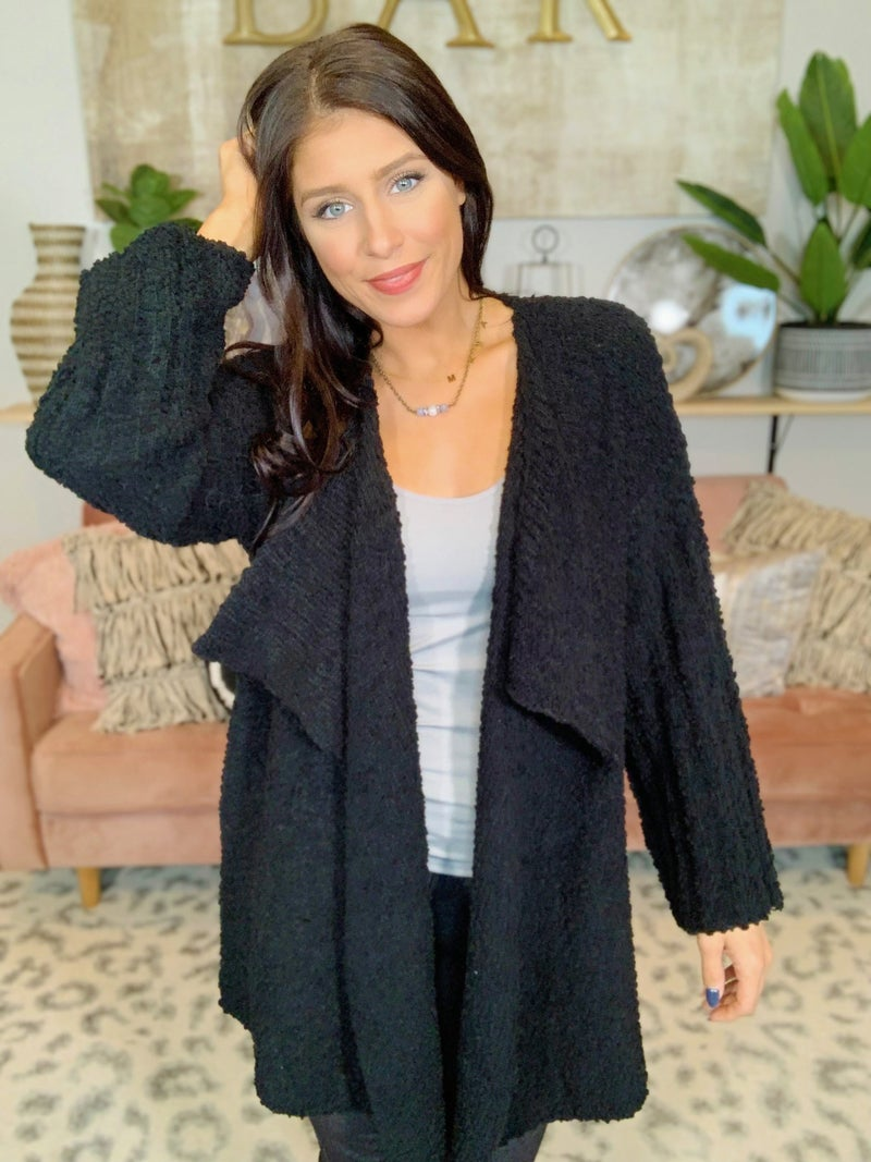 It Was All A Dream Cardigan - 2 Colors!