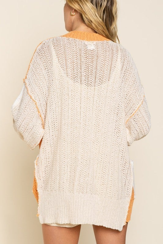 For Today Lesson Cardigan