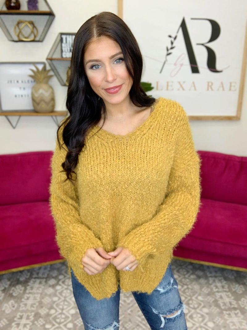 Celebrate Winter Sweater - 2 Colors!
