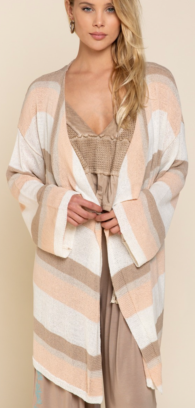 All For The Better Looks Cardigan-2-Colors