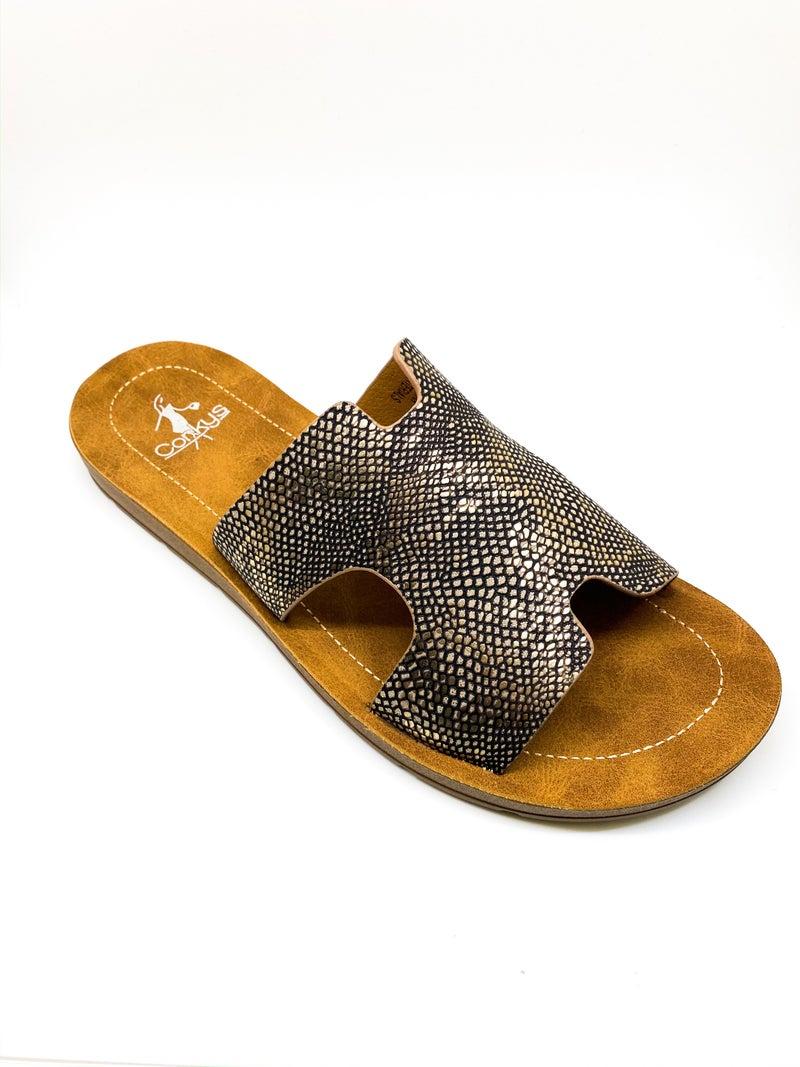 Corky's Bogalusa Sandal