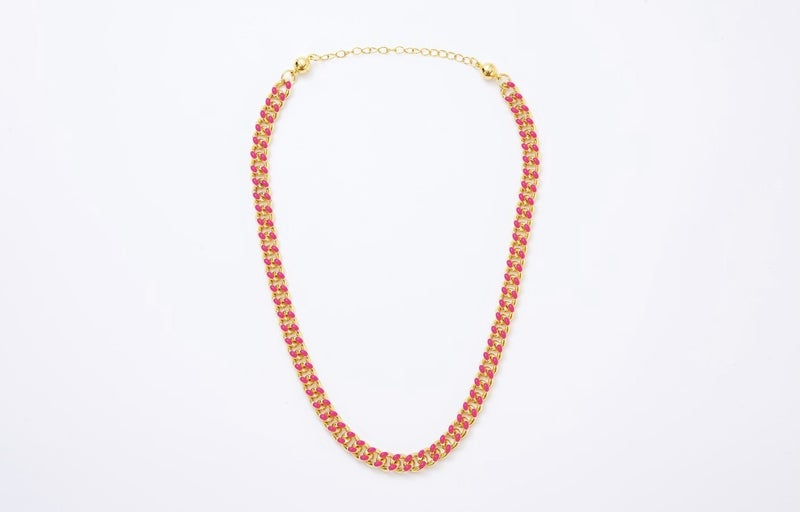 Melania Clara Savannah Necklace - 4 Colors