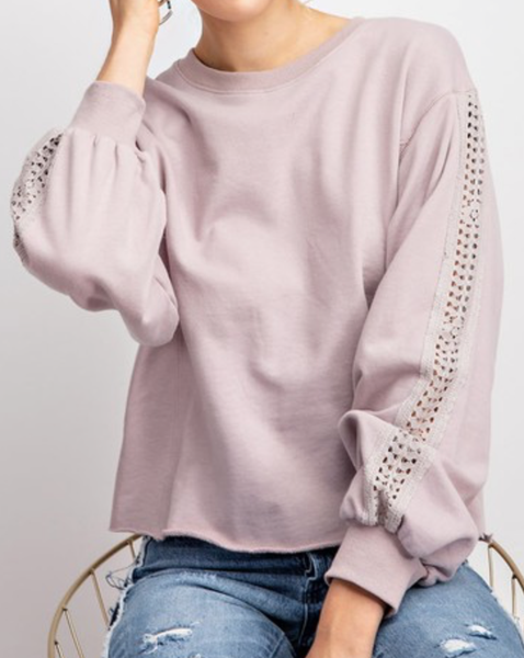 Thinking It Over Sweater