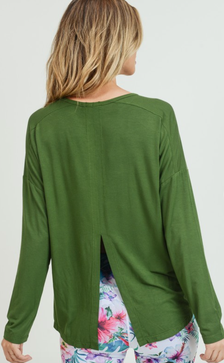 Undercover Top - 3 Colors!