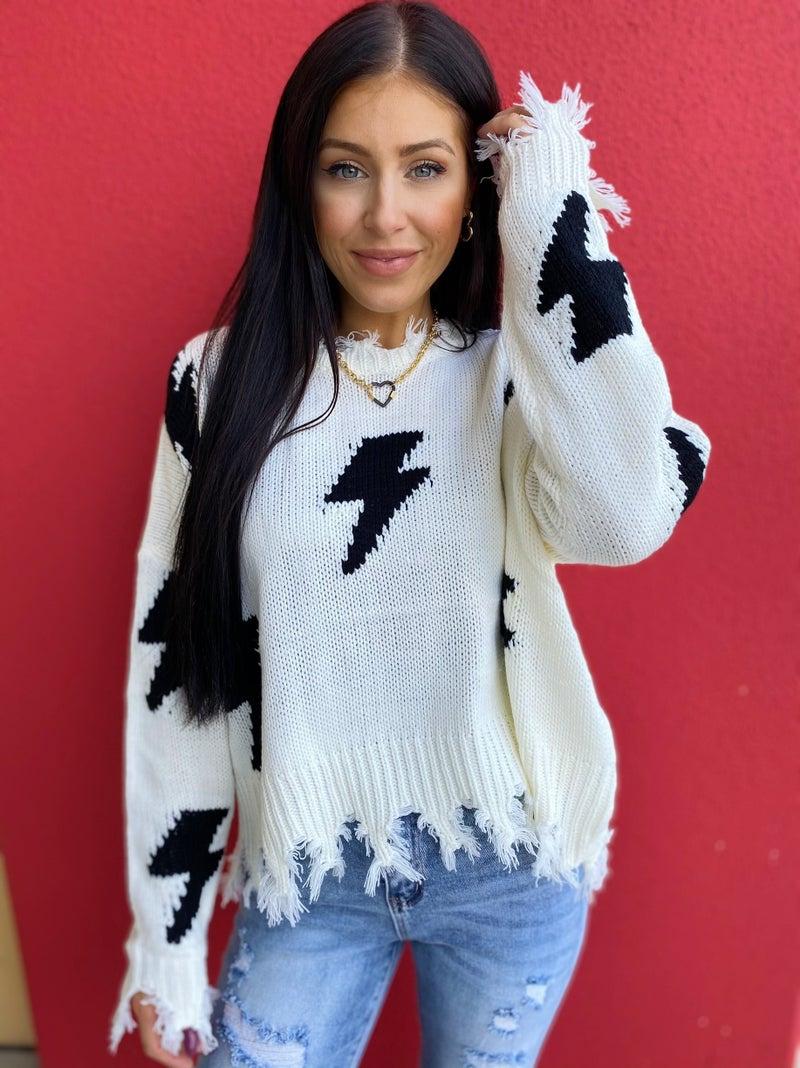 Thunder Swarm Sweater
