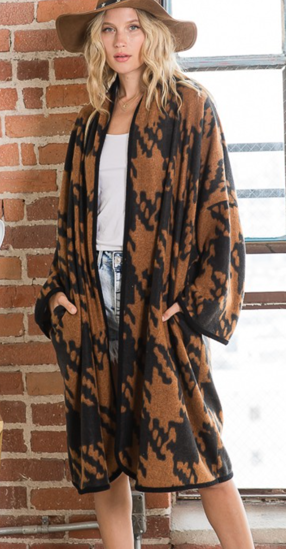 Dream By The Fire Cardigan