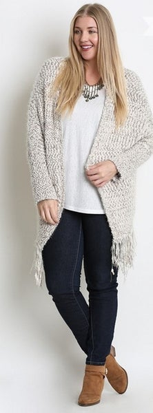 Cuddle Up Butter Cup Cardigan
