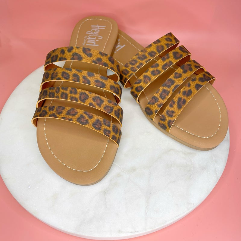 Corky's Bikini Sandals-5 COLORS