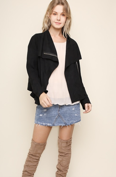Fly Girl Moto Jacket