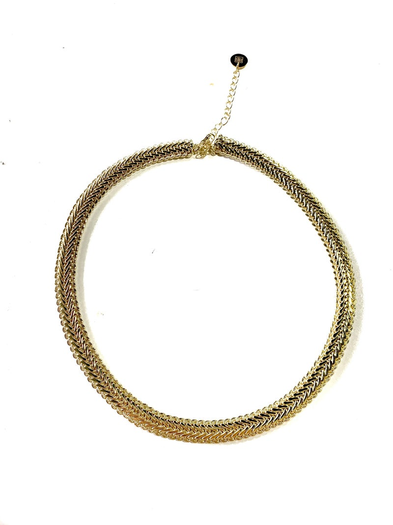 BB Lila Golden Hour Necklace