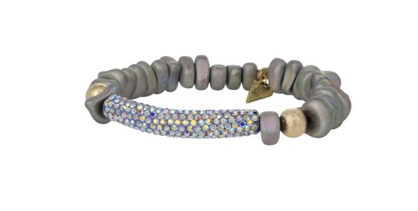 Erimish Single Bracelet - Roxx Cornflower