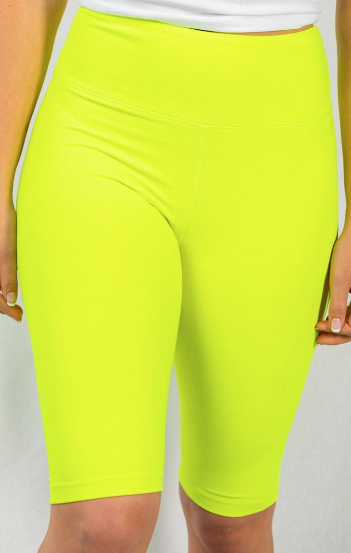 Going The Extra Mile Biker Shorts - 3 Colors!