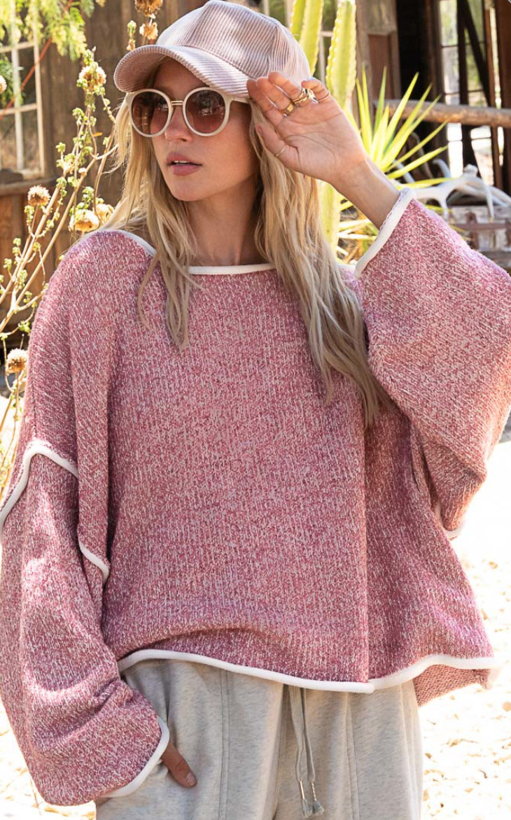 Life Changes Sweater - 4 Colors!
