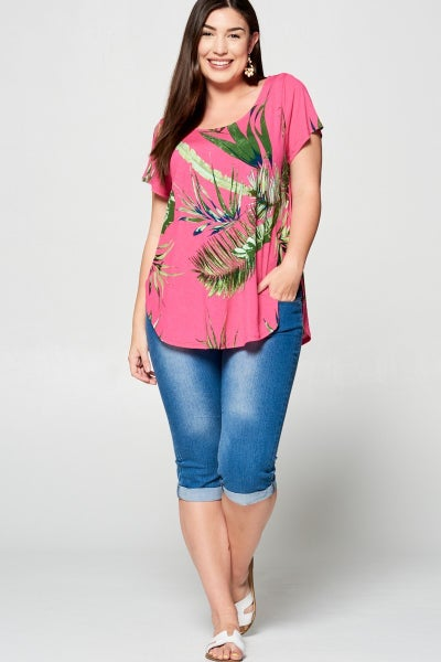 Island Hopping Tunic Top