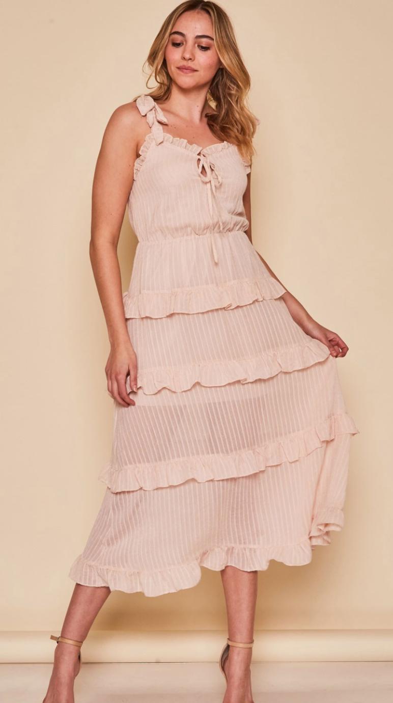 Dazzling Time Dress