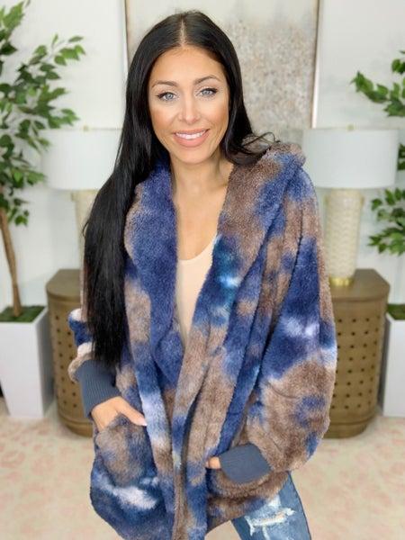 Is It Fur The Best Jacket - 2 Colors!