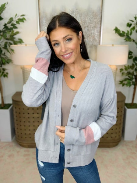 AttentionTo Detail Cardigan