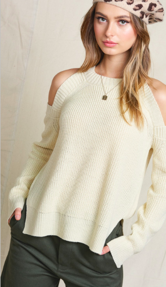 5 Colors! Now And Later Sweater