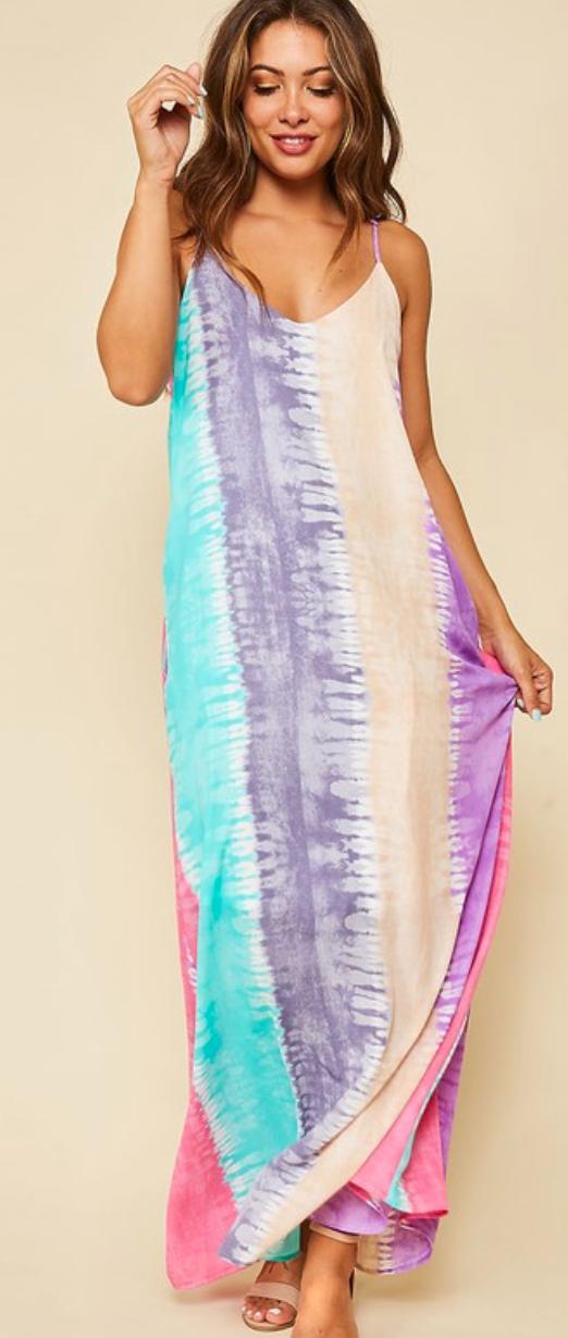 Margs In Fiji Dress - 2 Colors!