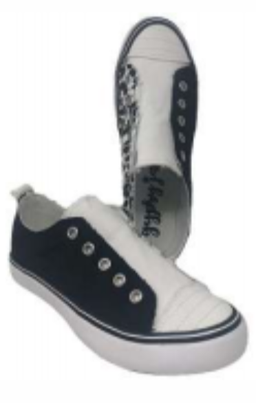 Gypsy Jazz Double Sided Shoe - 3 Colors!