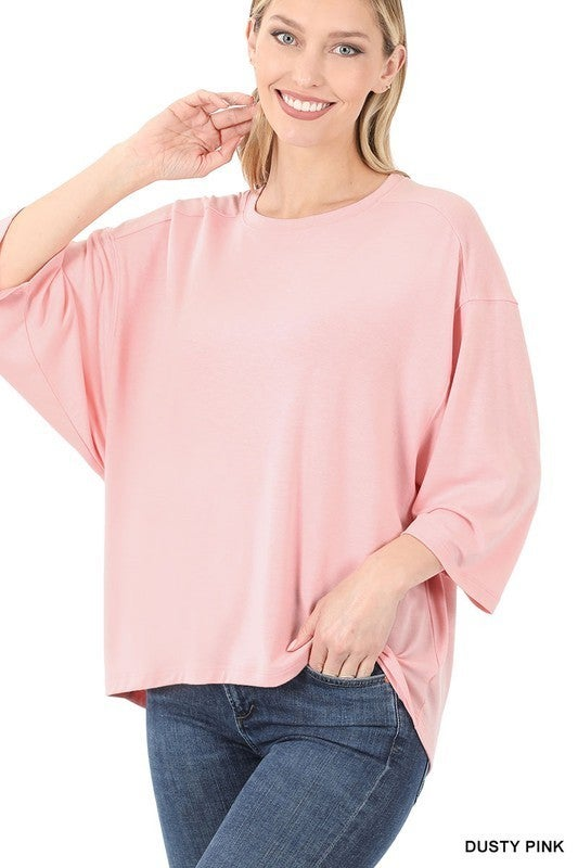 Neutral Zone In Fashion Top - 11 Colors!