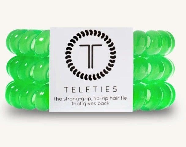 TELETIES Large Hair Ties- 16 Colors!
