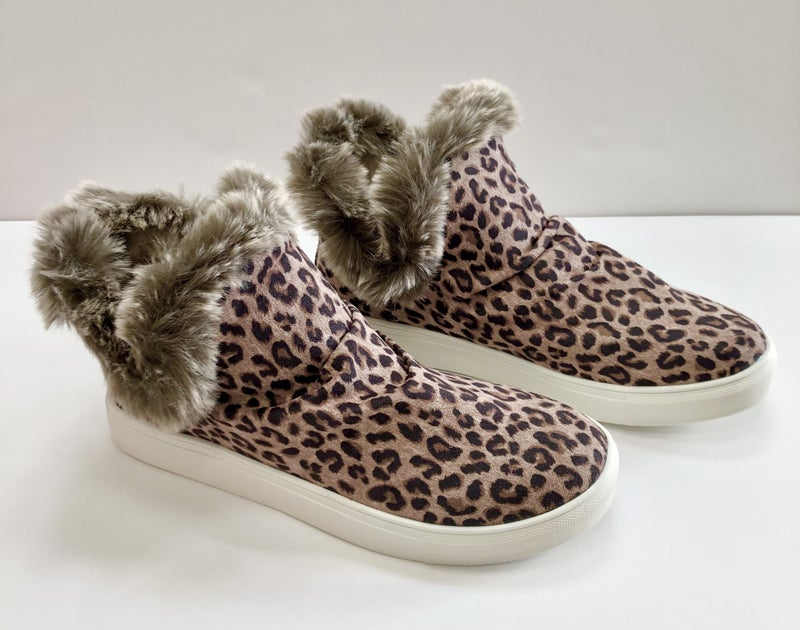 Very G Plush Shoe - 2 Colors!