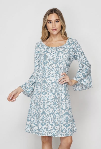 Seafoam Tunic Dress