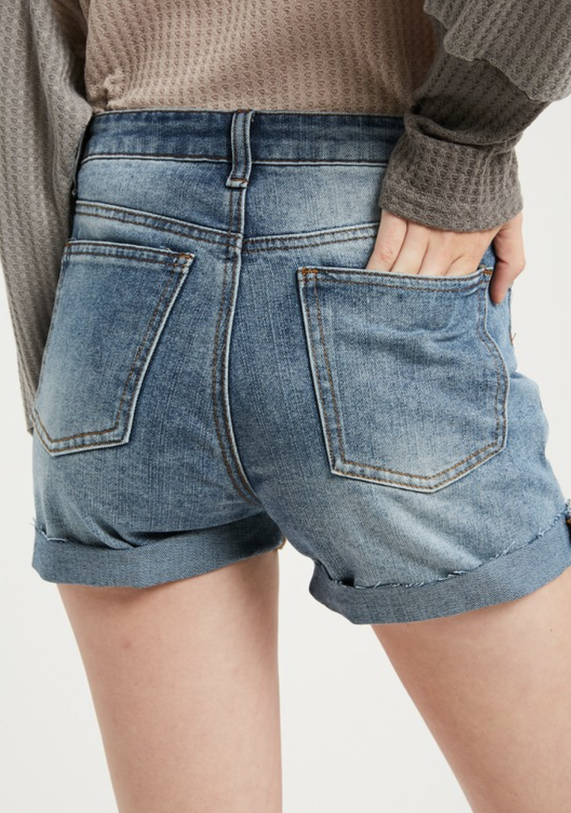 Laguna Denim Shorts
