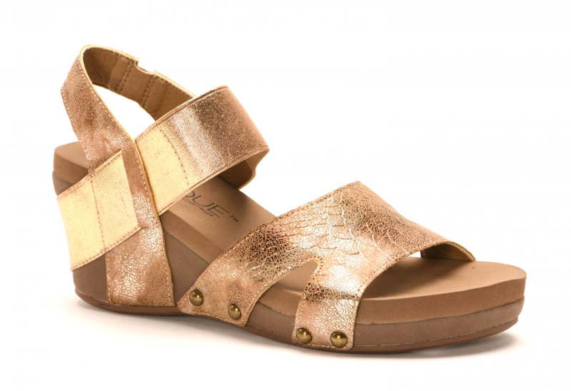 3 Colors! Corky's Fig Wedge