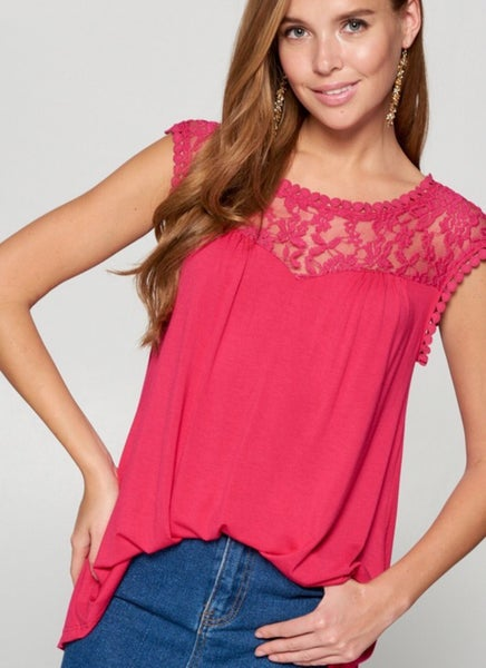 Crowning Glory Tunic Top