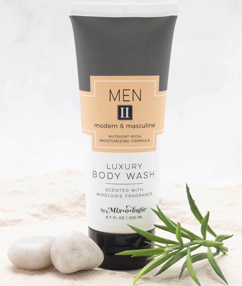Mixologie Luxury Body Wash - Men