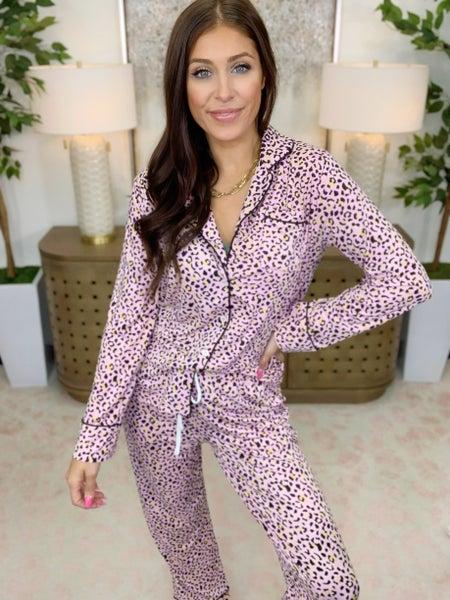 Deep Sleep Pajama Set - 5 Colors!