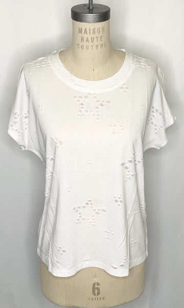 Cut From A Different Cloth Top 2 Colors!