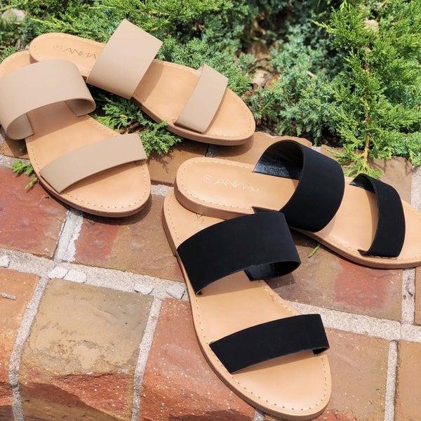 Slide and Glide Sandals