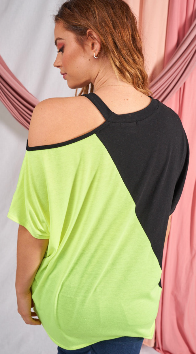 All In The Trend Top - 2 Colors!