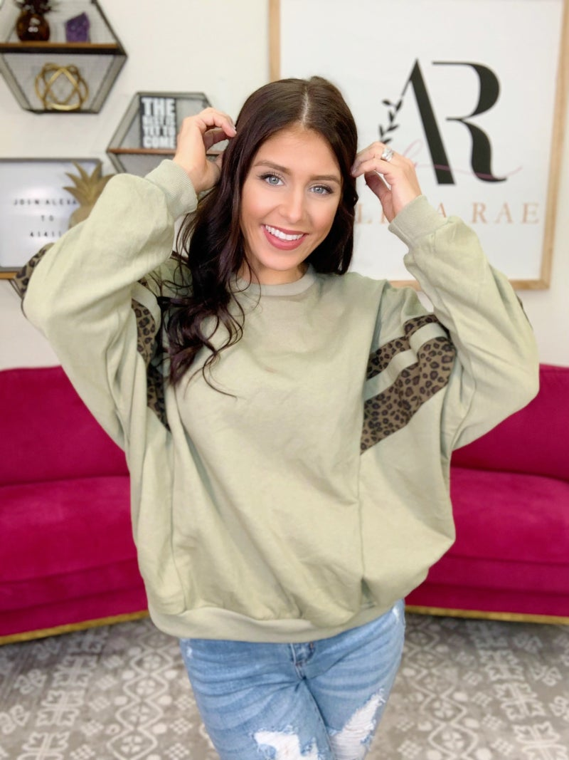 The One Pullover - 3 Colors!